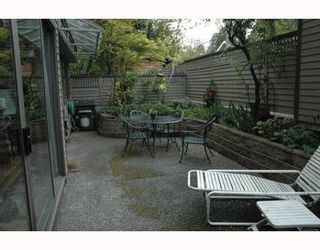 Photo 10: 1986 W 15TH Avenue in Vancouver: Kitsilano Townhouse for sale (Vancouver West)  : MLS®# V764948