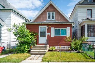 Photo 1: 569 Bannerman Avenue in Winnipeg: North End Residential for sale (4C)  : MLS®# 1918927