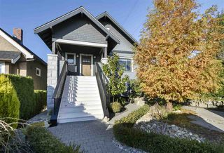 "Main Photo: 3693 DUNDAS Street in Vancouver: Hastings Sunrise House for sale in ""HASTINGS EAST/SUNRISE"" (Vancouver East)  : MLS®# R2419248"