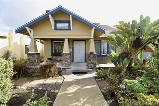 Photo 1: UNIVERSITY HEIGHTS House for rent : 3 bedrooms : 4857 Kansas St in San Diego