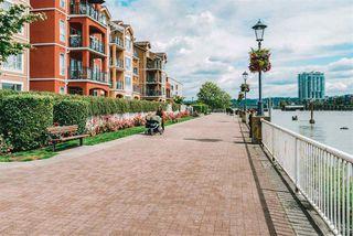 "Photo 25: 219 3 RIALTO Court in New Westminster: Quay Condo for sale in ""THE RIALTO"" : MLS®# R2466596"