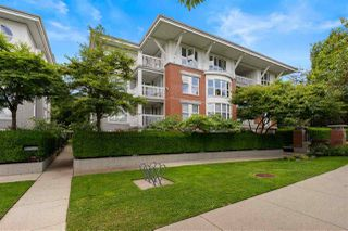 "Photo 2: 209 1868 W 5TH Avenue in Vancouver: Kitsilano Condo for sale in ""Greenwich"" (Vancouver West)  : MLS®# R2479221"