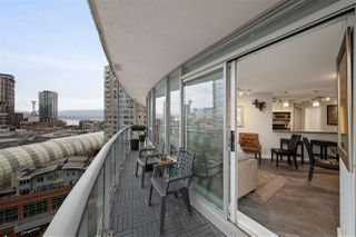 "Photo 10: 1703 58 KEEFER Place in Vancouver: Downtown VW Condo for sale in ""Firenze"" (Vancouver West)  : MLS®# R2480311"