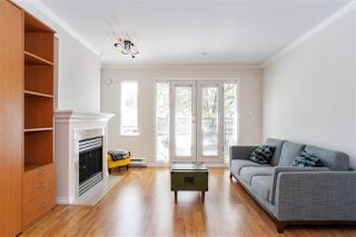 "Photo 4: 207 2545 W BROADWAY in Vancouver: Kitsilano Condo for sale in ""TRAFALGAR MEWS"" (Vancouver West)  : MLS®# R2498305"