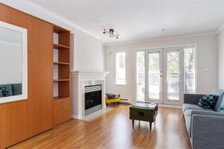 "Photo 2: 207 2545 W BROADWAY in Vancouver: Kitsilano Condo for sale in ""TRAFALGAR MEWS"" (Vancouver West)  : MLS®# R2498305"