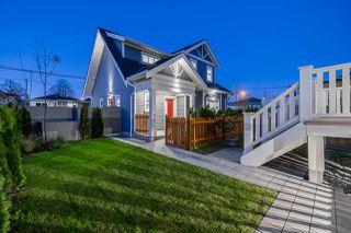 Photo 36: 2251 E 35TH Avenue in Vancouver: Victoria VE 1/2 Duplex for sale (Vancouver East)  : MLS®# R2528964