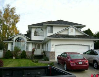 "Main Photo: 3370 ELKFORD Drive in Abbotsford: Abbotsford West House for sale in ""Fairfield"""