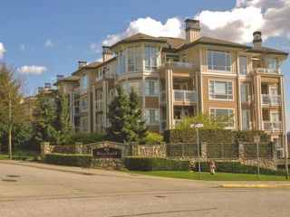 "Photo 1: 416 3629 DEERCREST Drive in North Vancouver: Roche Point Condo for sale in ""Deerfield by the Sea- Ravenwoods"" : MLS®# V821858"