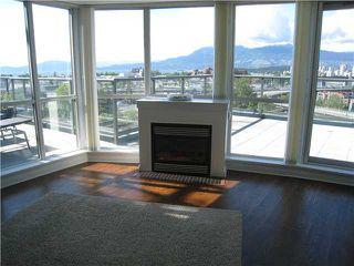 "Photo 10: 903 1425 W 6TH Avenue in Vancouver: False Creek Condo for sale in ""MODENA OF PORTICO"" (Vancouver West)  : MLS®# V832916"