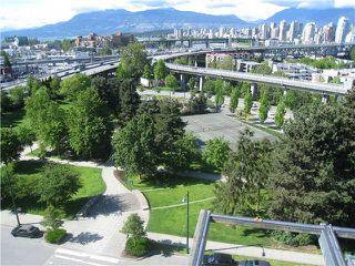 "Photo 1: 903 1425 W 6TH Avenue in Vancouver: False Creek Condo for sale in ""MODENA OF PORTICO"" (Vancouver West)  : MLS®# V832916"
