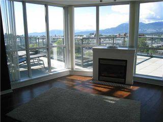 "Photo 2: 903 1425 W 6TH Avenue in Vancouver: False Creek Condo for sale in ""MODENA OF PORTICO"" (Vancouver West)  : MLS®# V832916"