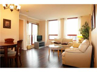 """Photo 2: 1603 811 HELMCKEN Street in Vancouver: Downtown VW Condo for sale in """"IMPERIAL TOWERS"""" (Vancouver West)  : MLS®# V866346"""