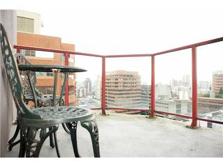 """Photo 8: 1603 811 HELMCKEN Street in Vancouver: Downtown VW Condo for sale in """"IMPERIAL TOWERS"""" (Vancouver West)  : MLS®# V866346"""