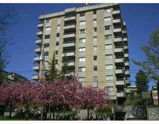 """Photo 1: 701 209 CARNARVON Street in New_Westminster: Downtown NW Condo for sale in """"ARGYLE HOUSE"""" (New Westminster)  : MLS®# V745401"""