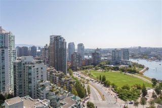 "Main Photo: 2507 1438 RICHARDS Street in Vancouver: Yaletown Condo for sale in ""AZURA ONE"" (Vancouver West)  : MLS®# R2394996"