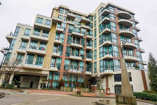 "Photo 1: 419 10 RENAISSANCE Square in New Westminster: Quay Condo for sale in ""MURANO LOFTS"" : MLS®# R2435316"