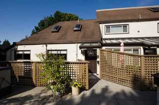 "Photo 1: 4744 48B Street in Delta: Ladner Elementary Townhouse for sale in ""FAIREHARBOUR"" (Ladner)  : MLS®# R2451181"