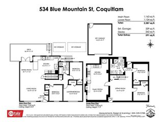 Photo 22: 534 BLUE MOUNTAIN Street in Coquitlam: Coquitlam West House for sale : MLS®# R2460178