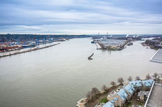 "Photo 2: 3102 908 QUAYSIDE Drive in New Westminster: Quay Condo for sale in ""Riversky 1"" : MLS®# R2463848"