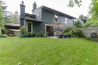 """Main Photo: 7444 MEADOWLAND Place in Vancouver: Champlain Heights Townhouse for sale in """"PARKLANE"""" (Vancouver East)  : MLS®# R2471557"""
