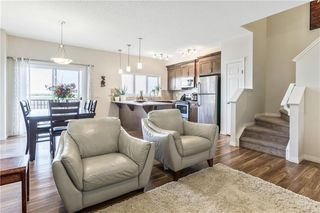 Photo 11: 617 HILLCREST Road SW: Airdrie Row/Townhouse for sale : MLS®# C4306050