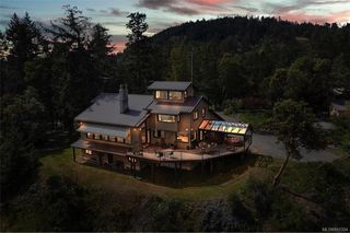 Main Photo: 850 Trans Canada Hwy in : ML Malahat Proper Single Family Detached for sale (Malahat & Area)  : MLS®# 851324