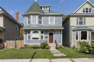Photo 1: 55 Alloway Avenue in Winnipeg: Wolseley Residential for sale (5B)  : MLS®# 202023982
