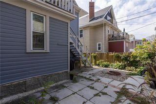 Photo 26: 55 Alloway Avenue in Winnipeg: Wolseley Residential for sale (5B)  : MLS®# 202023982