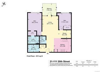 Photo 39: 21 111 20th St in : CV Courtenay City Condo for sale (Comox Valley)  : MLS®# 856374