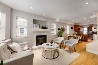 """Main Photo: 10 1642 E GEORGIA Street in Vancouver: Hastings Townhouse for sale in """"Woodshire"""" (Vancouver East)  : MLS®# R2502416"""