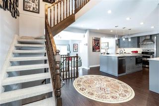 Photo 3: 617 WOODBRIDGE Way: Sherwood Park Townhouse for sale : MLS®# E4216475