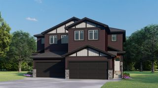 Photo 1: 186 Rankin Drive: St. Albert House Half Duplex for sale : MLS®# E4217931