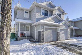 Photo 1: 10 2021 GRANTHAM Court in Edmonton: Zone 58 House Half Duplex for sale : MLS®# E4221040
