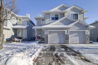 Photo 3: 10 2021 GRANTHAM Court in Edmonton: Zone 58 House Half Duplex for sale : MLS®# E4221040