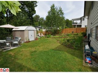 Photo 22: 32547 WILLIAMS Avenue in Mission: Mission BC House for sale : MLS®# F1011285