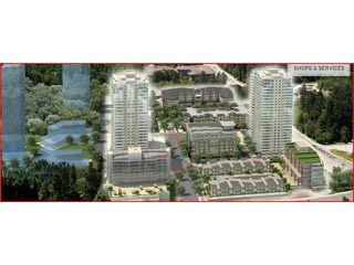 "Photo 4: 1703 400 CAPILANO Road in Port Moody: Port Moody Centre Condo for sale in ""Aria II"" : MLS®# V831293"