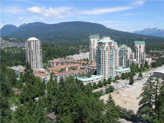 "Photo 8: 2803 1178 HEFFLEY Crescent in Coquitlam: North Coquitlam Condo for sale in ""OBELISK"" : MLS®# V835720"