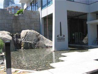 "Photo 1: 2803 1178 HEFFLEY Crescent in Coquitlam: North Coquitlam Condo for sale in ""OBELISK"" : MLS®# V835720"