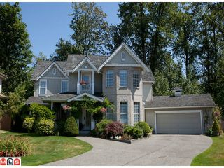 Photo 1: 15695 78A Avenue in Surrey: Fleetwood Tynehead House for sale : MLS®# F1020501