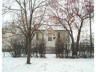 Photo 1: 579 SPRUCE Street in WINNIPEG: West End / Wolseley Residential for sale (West Winnipeg)  : MLS®# 2416471