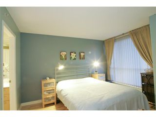 """Photo 6: 801 1575 W 10TH Avenue in Vancouver: Fairview VW Condo for sale in """"THE TRITON"""" (Vancouver West)  : MLS®# V862068"""