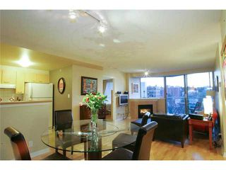"""Photo 4: 801 1575 W 10TH Avenue in Vancouver: Fairview VW Condo for sale in """"THE TRITON"""" (Vancouver West)  : MLS®# V862068"""
