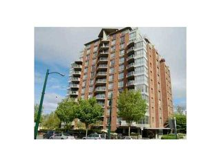 """Photo 10: 801 1575 W 10TH Avenue in Vancouver: Fairview VW Condo for sale in """"THE TRITON"""" (Vancouver West)  : MLS®# V862068"""