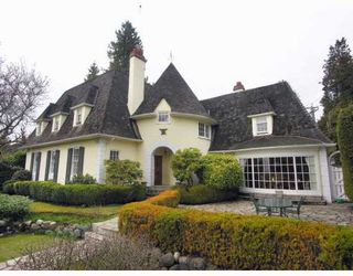 Photo 1: 1819 W 61ST Avenue in Vancouver: S.W. Marine House for sale (Vancouver West)  : MLS®# V759345