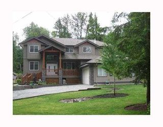 Photo 1: 11239 261ST Street in Maple_Ridge: Thornhill House for sale (Maple Ridge)  : MLS®# V760550