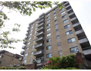 Photo 1: 403 209 CARNARVON Street in New_Westminster: Downtown NW Condo for sale (New Westminster)  : MLS®# V768547