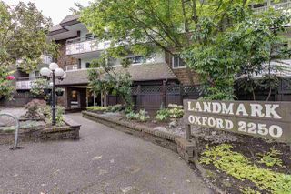 Photo 1: 113 2250 OXFORD STREET in Vancouver: Hastings Condo for sale (Vancouver East)  : MLS®# R2471339
