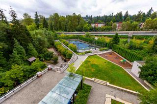 """Photo 16: 608 301 CAPILANO Road in Port Moody: Port Moody Centre Condo for sale in """"Residences at Suterbrook"""" : MLS®# R2484764"""