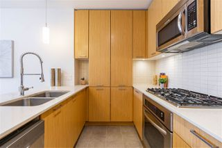 """Photo 3: 608 301 CAPILANO Road in Port Moody: Port Moody Centre Condo for sale in """"Residences at Suterbrook"""" : MLS®# R2484764"""