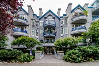 "Main Photo: 211 1924 COMOX Street in Vancouver: West End VW Condo for sale in ""Windgate"" (Vancouver West)  : MLS®# R2501537"
